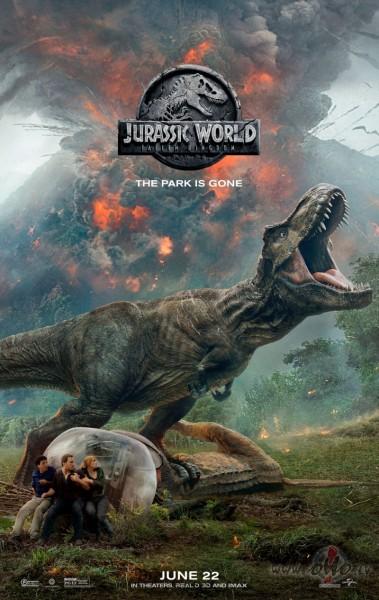 Filmas Juras laikmeta pasaule: Kritusī karaļvalsts plakāts