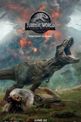 Juras laikmeta pasaule: Kritusī karaļvalsts plakāts
