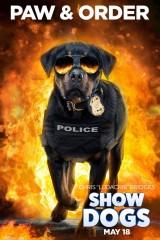 Suņu neiespējamā misija plakāts