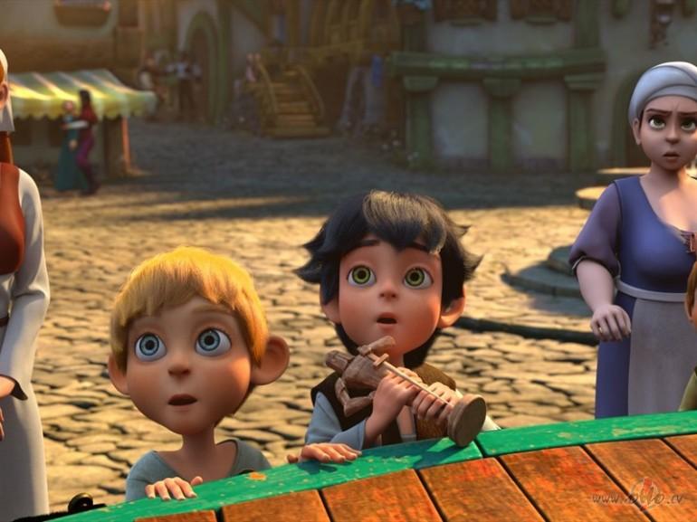 Filmas Nozagtā princese 11 - foto no filmas
