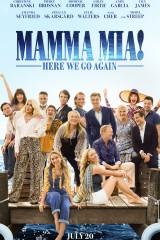 Mamma Mia! Mēs atkal esam klāt plakāts