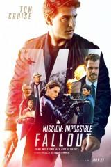 Neiespējamā misija: Sekas plakāts