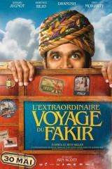 Neparastais Faķīra ceļojums plakāts