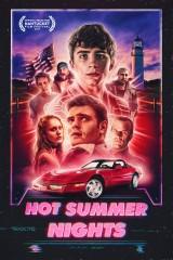 Karstās vasaras naktis plakāts