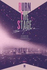 Burn the Stage: the Movie plakāts