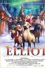 Eliots: pats mazākais ziemeļbriedis plakāts