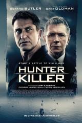 Operācija: Hunter Killer plakāts