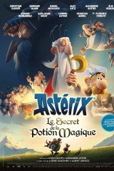 Asteriks: Brīnumdziras noslēpums plakāts