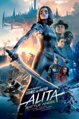 Alita: Kaujas eņģelis plakāts