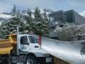Visi gali sniegā foto 3