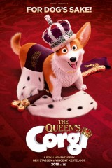 Karalienes korgijs plakāts