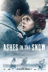 Pelni sniegā plakāts