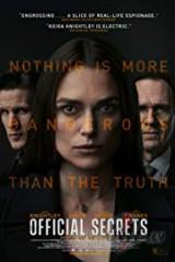 Valdības noslēpumi plakāts