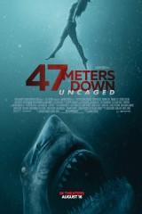 47 metri dzelmē 2: Haizivju pilsēta plakāts