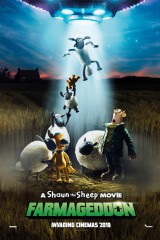 Auniņš Šons filma: Fermagedons plakāts
