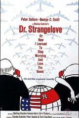 Doktors Streindžlavs, jeb kā es beidzu raizēties un iemācījos mīlēt bumbu plakāts