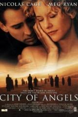Eņģeļu pilsēta plakāts