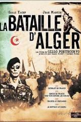 Alžīriešu cīņa plakāts
