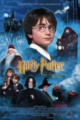 Harijs Poters un filozofu akmens plakāts
