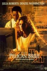 Pelikānu lieta plakāts
