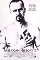 Amerikāņu vēsture X plakāts