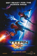 A.E. Titāns plakāts