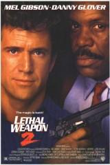Nāvējošais ierocis 2 plakāts