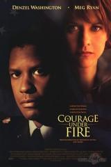 Drosme liesmās plakāts