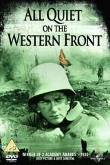 Rietumu frontē bez pārmaiņām plakāts