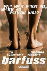 Basām kājām plakāts