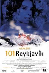 101 Reikjavīka plakāts