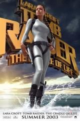 Lara Krofta, Kapeņu Izlaupītāja plakāts