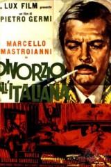 Tā šķiras itālieši plakāts