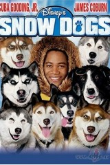 Sniega suņi plakāts