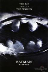 Betmens atgriežas plakāts