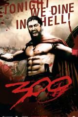 300: Termopilu kauja plakāts