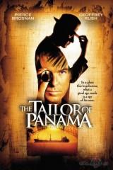 Panamas drēbnieks plakāts