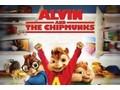 Alvins un burunduki plakāts