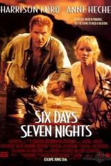 Sešas dienas, septiņas naktis plakāts