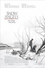 Sniega eņģeļi plakāts