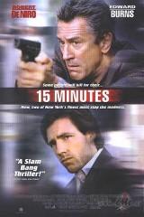 15. minūtes plakāts