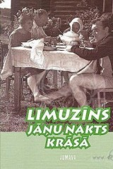 Limuzīns Jāņu nakts krāsā plakāts