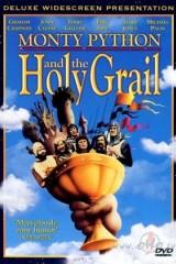 Montī Paitons un Svētais Grāls plakāts