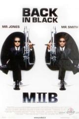 Vīri melnā 2 plakāts