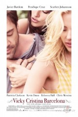Vikija, Kristīna, Barselona plakāts