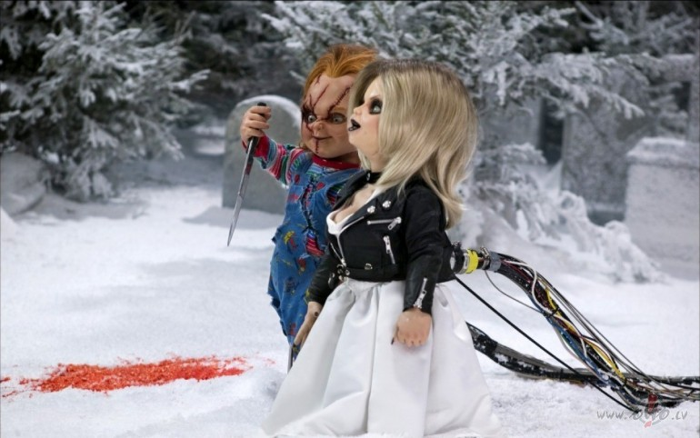 Описание: Чаки вернулся. Знаменитая кукла-убийца требует еще больше