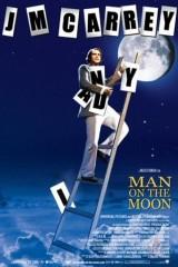 Cilvēks uz Mēness plakāts