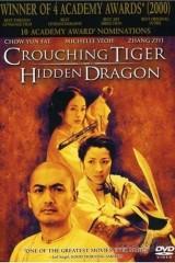 Tīģeris un Drakons plakāts