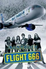 Iron Maiden: Reiss Nr. 666 plakāts