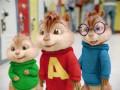 Alvins un burunduki: Turpīkstinājums foto 4